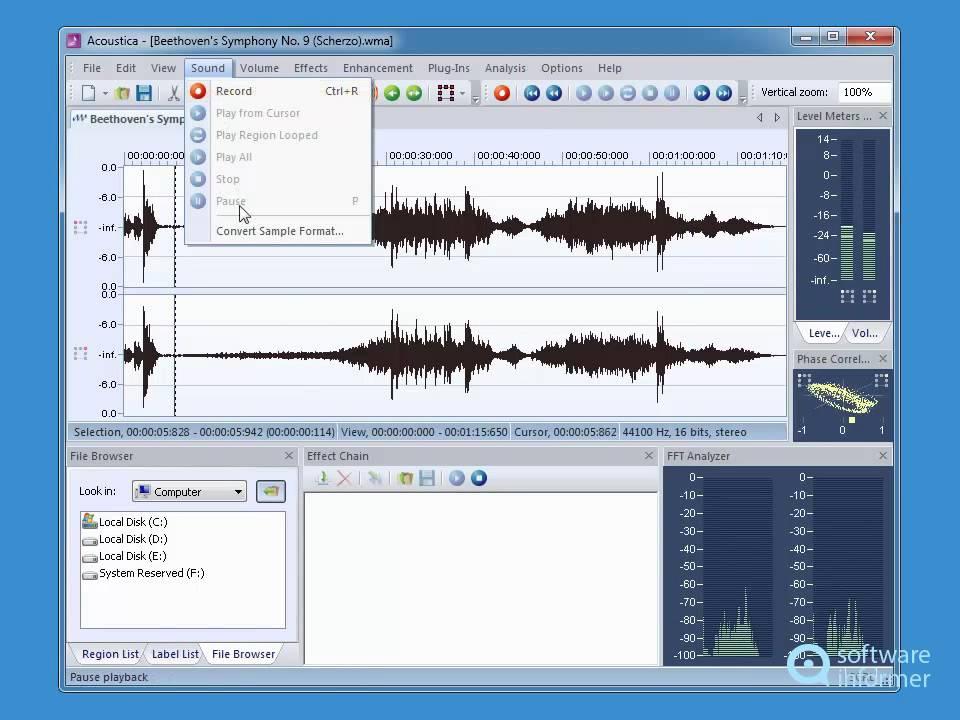 acoustica premium edition tutorial