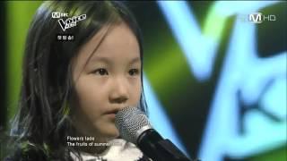 Video | Cô bé hát Think of me cực hay tại The Voice Kids Hàn Quốc | Co be hat Think of me cuc hay tai The Voice Kids Han Quoc