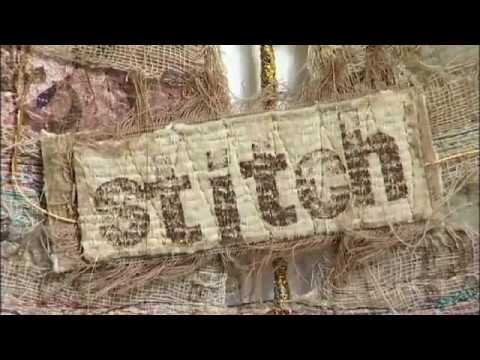 Textile Artists - Craft Television with Talking Threads - Jamie Malden