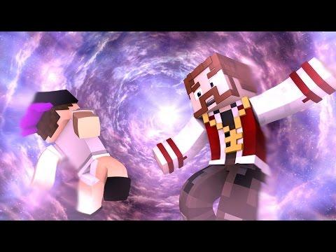 Minecraft: SUPER QUEDA 2 #16 - O LUIZ ESTÁ MUITO GAY!! (c/ Luiz)