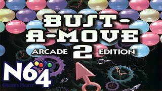 Bust-A-Move 2 - Nintendo 64 Review - HD