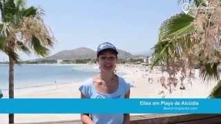 Strand Playa de Alcúdia   Urlaub auf Mallorca