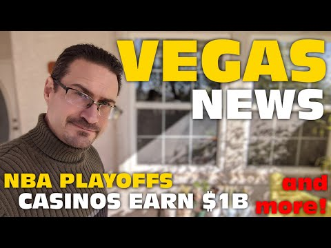 Las Vegas News March 27, 2020 - NBA Playoffs In Las Vegas? Casino Profits $1B, Huge Homeless Issues