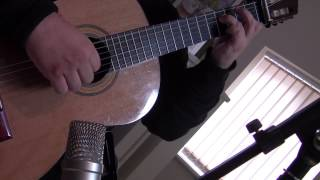 Mandy - Guitar (Classical version) Barry Manilow / Westlife