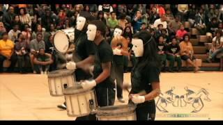 HSHS vs HHS Drumlines 2013