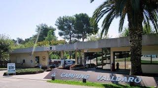 Camping Valldaro in Platja d'Aro (Costa Brava)