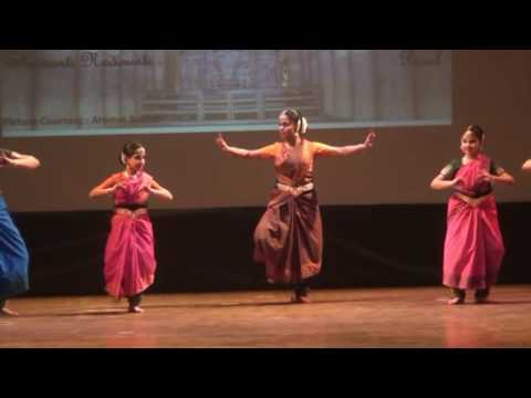 03-Bharatanatyam Adavus