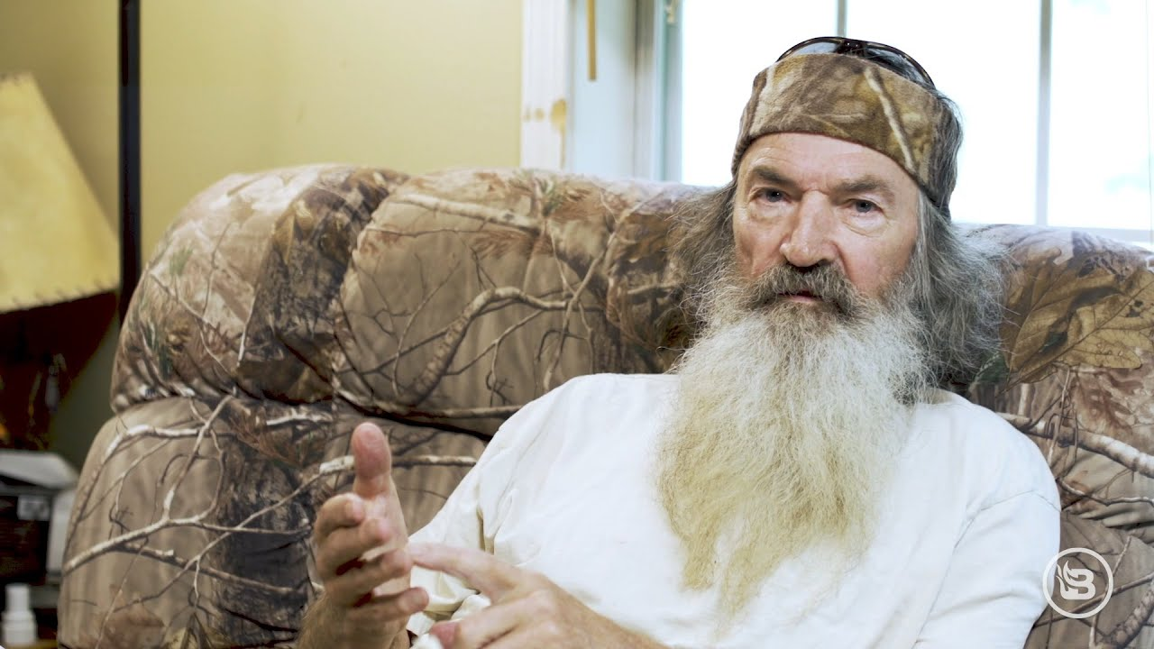 Phil Robertson Warns Exactly Where the No-God Crowd Will Take Us, and It's Nowhere Good