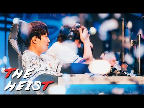 100 THIEVES IN THE NALCS FINALS! | The Heist: Step 10 - Two Words (100T VS CG + TL)