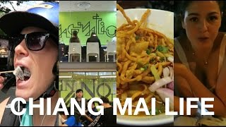DAY IN THE LIFE: CHIANG MAI!! 🌴 🇹🇭  Digital Nomad Travel Vlog Thailand