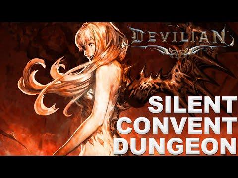 Devilian - Silent Convent Dungeon - Cannoneer