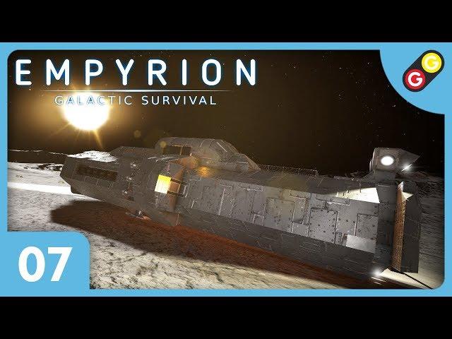 Empyrion #07 On atterrit sur la lune ! [FR]