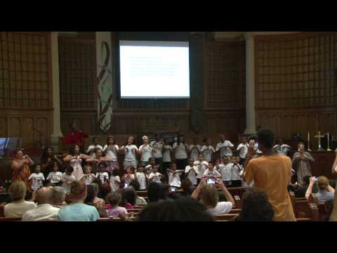 Freedom School Finale - Something Inside So Strong