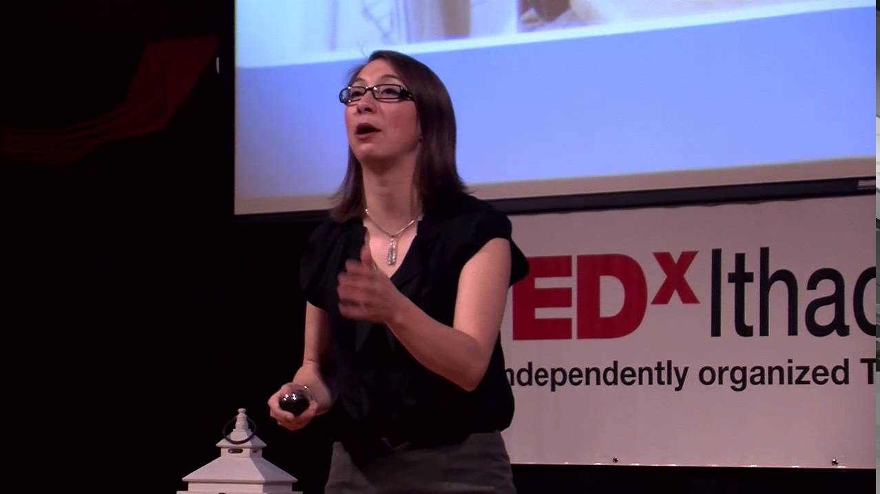 Click here - blended learning and the future of education: Monique Markoff at TEDxIthacaCollege