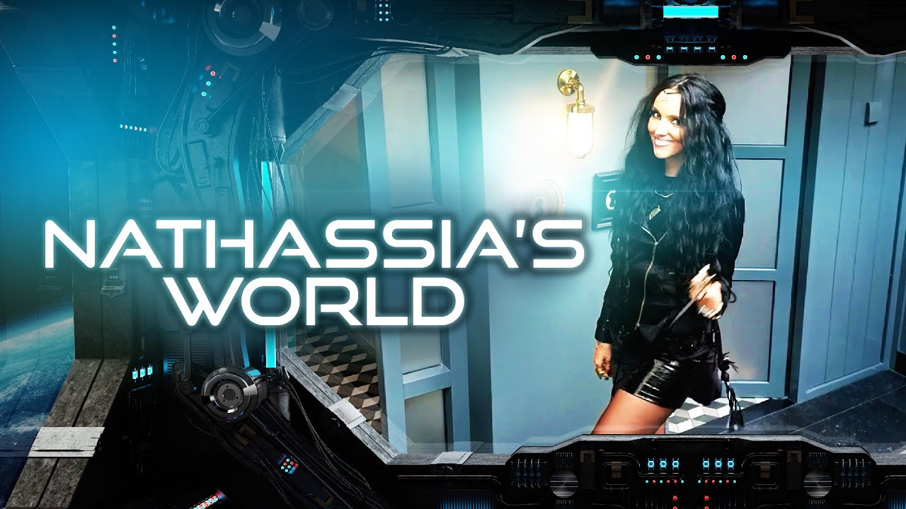 Nathassia's World #6 A Magical Rave