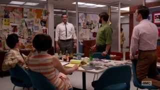 mad men don draper on speed