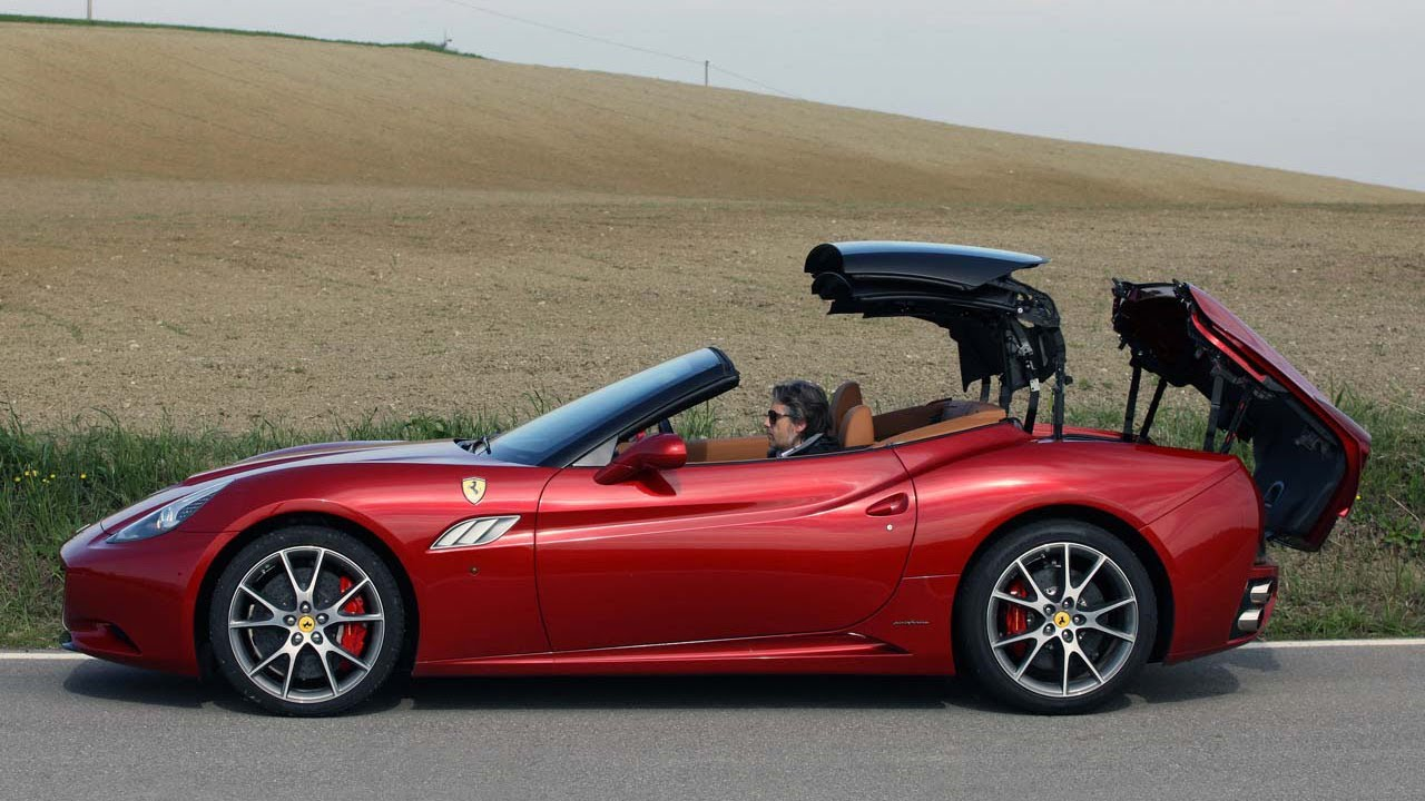 2013 Ferrari California 30 Edition 4.3 V8 490 cv 51,5 mkgf ...