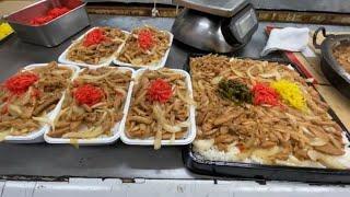 【5キロ】照り焼きチキン丼‼️1キロ照り焼きチキン丼を5個作ったよ(((o(*゚▽゚*)o)))