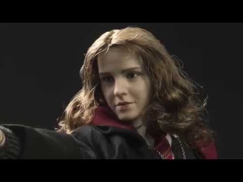 osw.zone Star Ace Hermione Granger (Teen Version) Sixth Scale Figure Review - YouTube