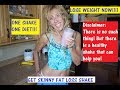 FAT LOSS SHAKE: GET SKINNY NOW!