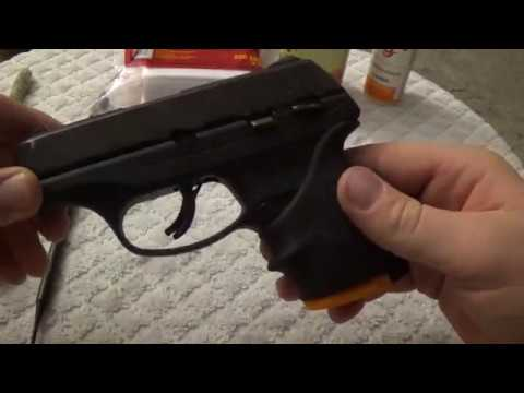 Cleaning My Ruger EC9S