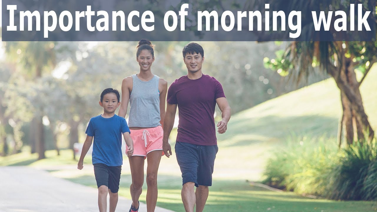 importance of morning walk Why is daily prayer important  the importance of daily communication through  so often christians walk around with unconfessed sin that hinders our.