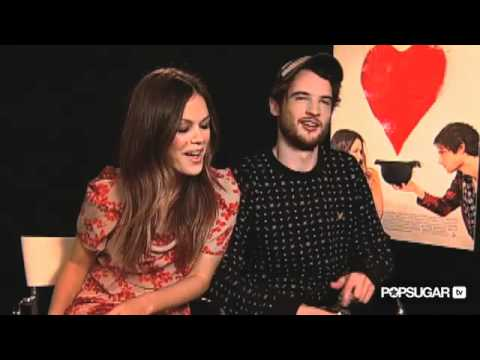 Tom Sturridge & Rachel Bilson Show Their Sweet Chemistry
