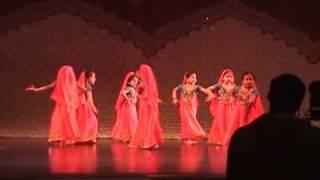 India Nite 2009 - Dil Jhoom Jhoom Naache Group Dance - Indianite