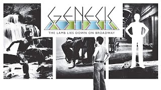 Genesis Broadway Melody Of 1974
