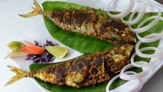 Aila Fish Fry  - By Vahchef @ vahrehvah.com