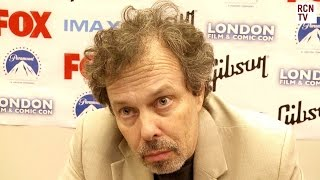 American Dad! Curtis Armstrong Interview - Snot & Best Episode