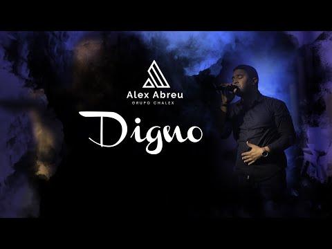 Alex Abreu - Grupo Chalex Digno (Video Lyrics)