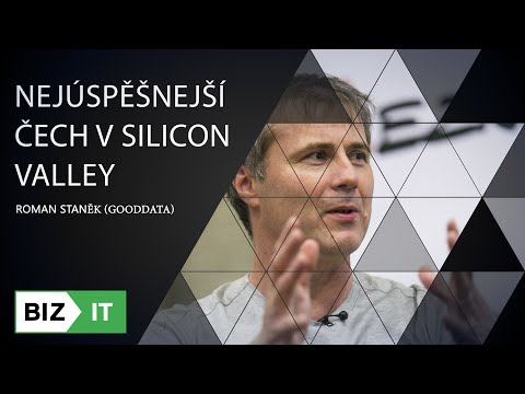 Roman Staněk: Nejúspěšnější Čech v Silicon Valley | BizIT