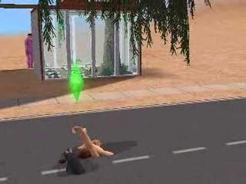 how to make sims stop mourning