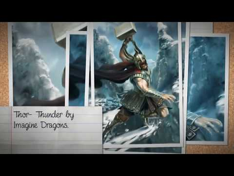 Norse Gods and Goddesses Theme Songs (Part 2)