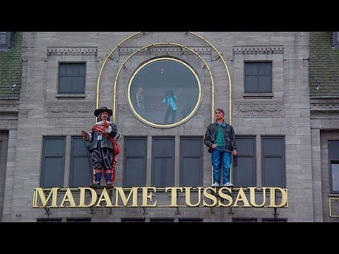 VLOG/Музей Мадам Тюссо