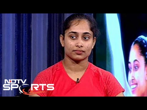 Exclusive interview with Gymnast Dipa Karmakar