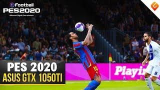 eFootball PES 2020 on Ryzen 1500X & Nvidia GTX1050 Ti (Ultra Settings)