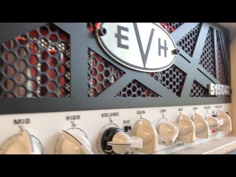 EVH 5150 III 50W 6L6 RED Channel Mod + Marshall Mode By Jens Kruse 5153