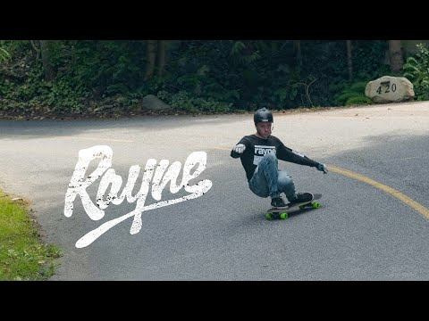 Rayne Longboards - Nebraskan Skyline