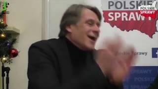 Krzysztof Karoń: Ideologia, która przyświeca partii Wolność jest zabójcza