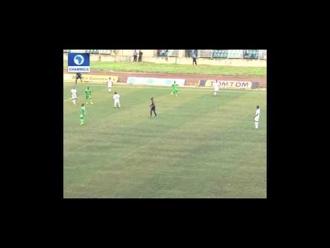 Nigeria's Golden Eaglets Stun Congo DR 5-0 In U-17 Qualifier Pt 2