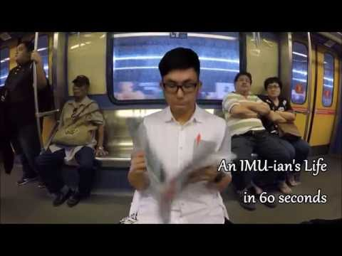 An IMU-ian's Life in 60 Seconds