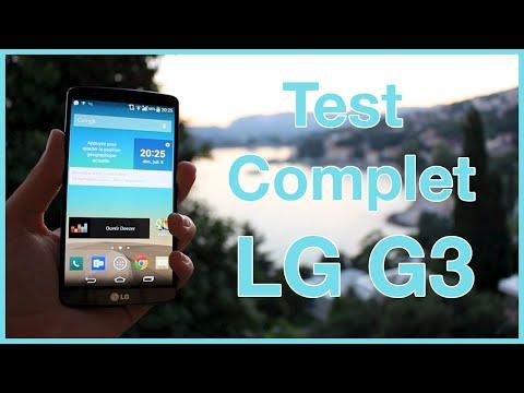 Test complet du LG G3, vidéo spéciale réalisée en Croatie