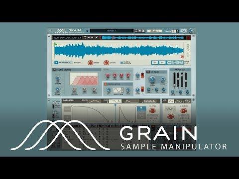 Granular Synthesis with Grain Sample Manipulator