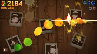 Fruit Ninja Classic Mode High Score: 5917 (Part 1/2)