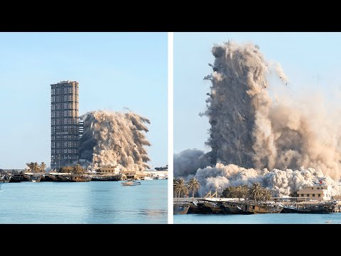 Tallest Building Demolitions in the World