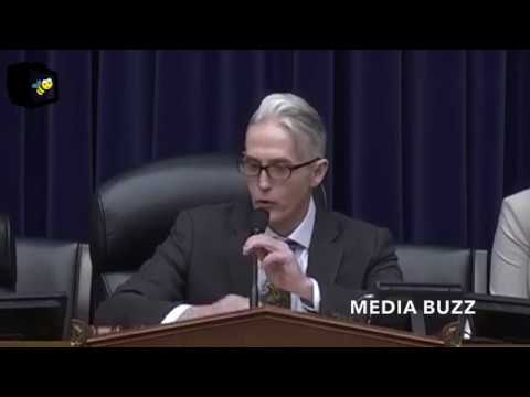Trey Gowdy Hosts A House Oversight Committee Hearing On Shining Light on Regulatory Process 3/14/18