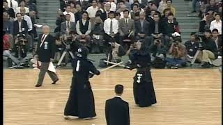 45th All Japan Kendo Championships 1997 (Highlights)