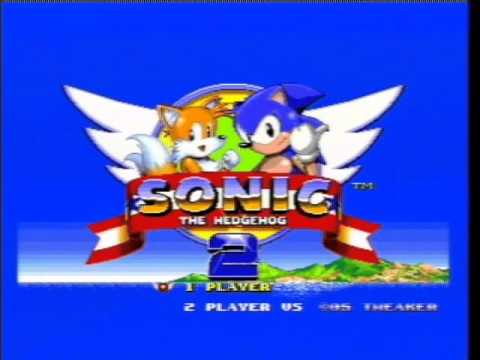 More Sonic Hacks That Don't Play On Real Hardware